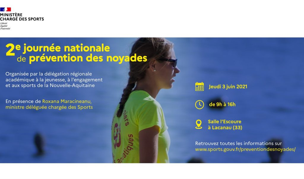 National drowning prevention day in France - AngelEye