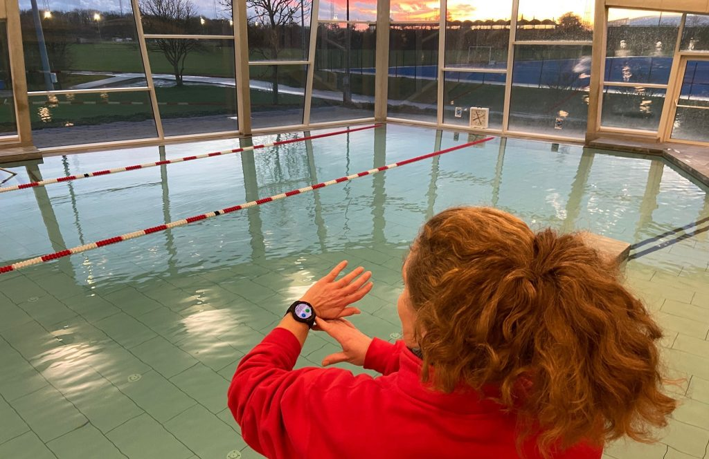 AngelEye installation - Swimming facility